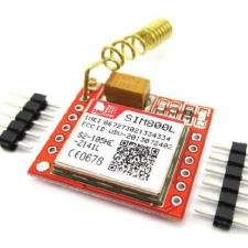 Modulo GPRS Sim800l