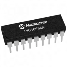 Microcontrolador Pic16f84a Microchip