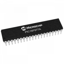 Microcontrolador Pic16f877a Microchip