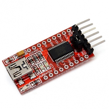 Modulo Convertidor De Usb A Serial TTL (FTDI 232)