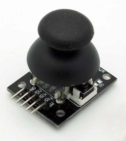 Joystick de 2 ejes para Arduino