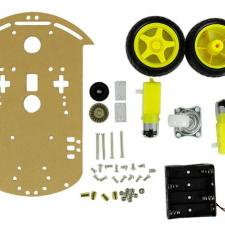 Chasis de vehiculo para Arduino