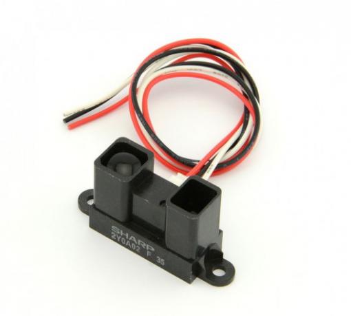 Sensor Infrarrojo Sharp 2Y0A02 20-150cm