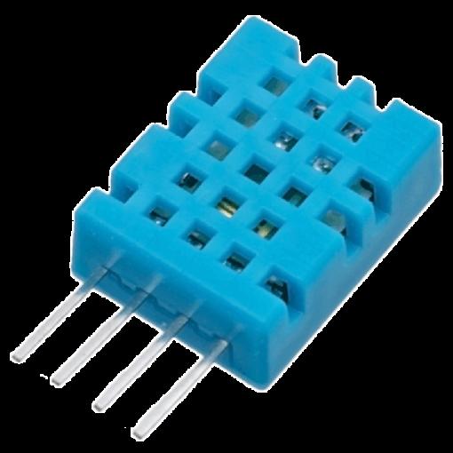 Sensor de humedad y temperatura DHT-11