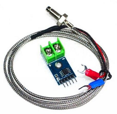 Modulo Max6675 con Termopar K