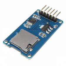 Modulo Lector de Tarjetas Micro SD