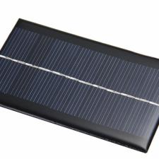 Panel Solar 6v 1W 110x60mm